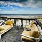 Right on the beach, oceanfront townhouse, Ocean Villa