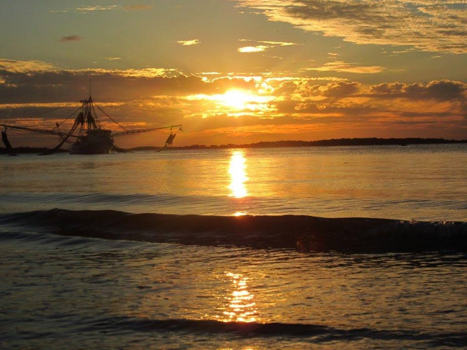 Tybee Island, GA sunrise, Critz Run Fest,