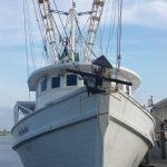 Tybee Shrimp boat.