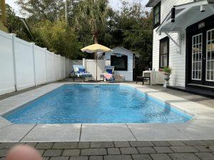 My Beach House - beach house rental on Tybee Island Georgia with private pool and hot tub